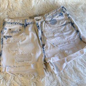 Zara Trafaluc Premium Wash Denim Size 2